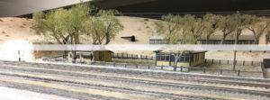 model train trees layout example