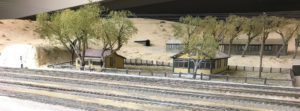 Model Railroad Trees Example