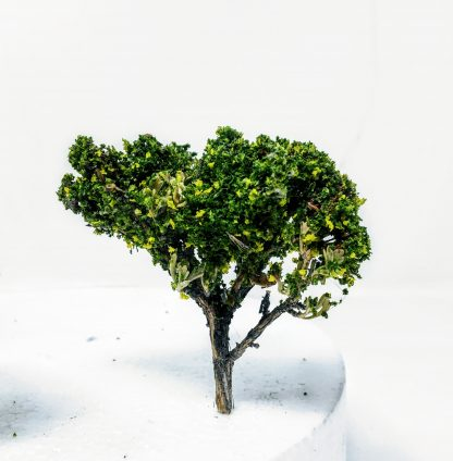 2 inch miniature wargaming model tree
