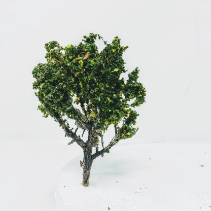 3 Inch Scale Model Trees