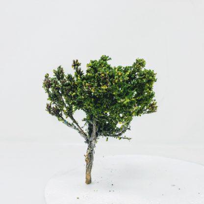 4 inch model tree